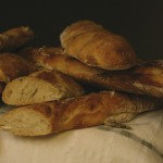 An easy-to-make baguette