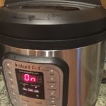 One of many electric pressure cookers on market